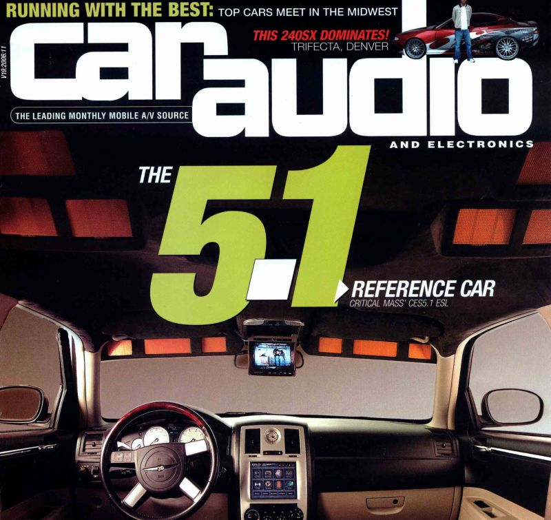 World's Best Car Audio System CA&E