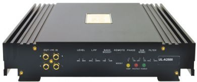 UL-A2500 Amplifier
