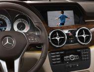 Mercedes Benz Rear View Camera Upgrade